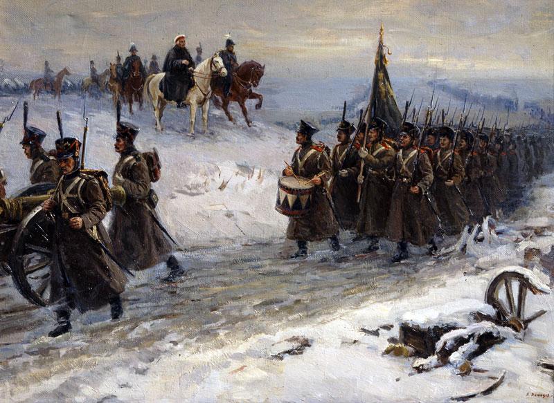 война 1812 года рисунки карандашом: